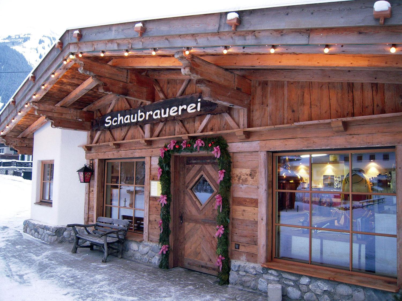 Schaubrauerei Dorf-Alm in Holzgau im Lechtal